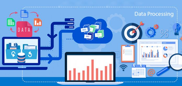 data processing services company