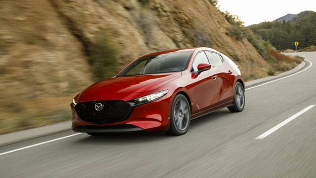 Mazda3 Sedan 2021 a great car
