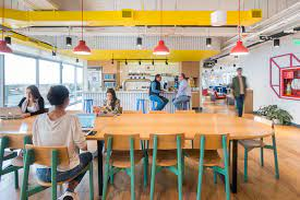 amenities do coworking spaces